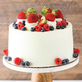 fresh 5 star fruits cakes.