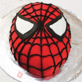 Cake Glorious Spiderman