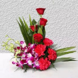Mixed flower Arrangements