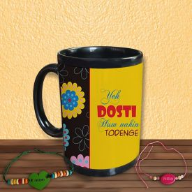 Dosti Mug with friendship Band