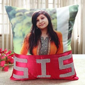 Personalized Sister Cushion
