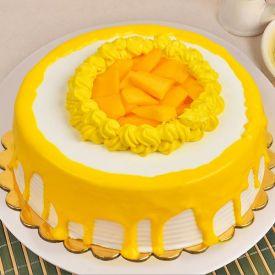 5 star Mango Cake