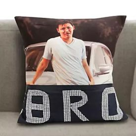 Personalized Bro Cushions