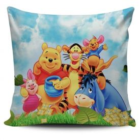 Whiney The Pooh Cushion