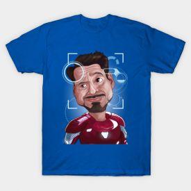 Jim Front T-Shirt