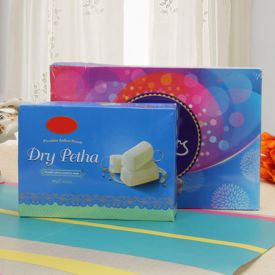 Dry Petha With Celebration pack