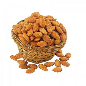 Basket of Almonds