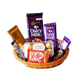 Chocolates with Basket