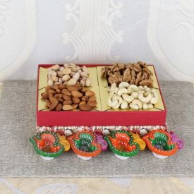 500 gms Dry fruits