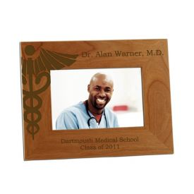 Doctor Wooden Photo frame