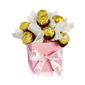 Ferrero Rocher with Box