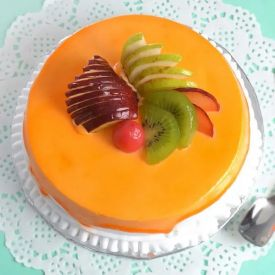 1 Kg Delicious Fruits Cake