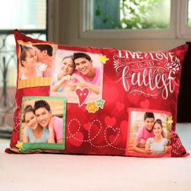 Love is... Decorative Pillow