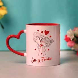 I love you valentine's day mug
