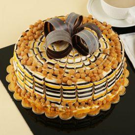Butterscotch Cake 5 Star Bakery