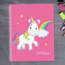 Magical Unicorn Notebook