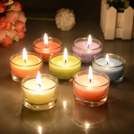 Multi 5 candles