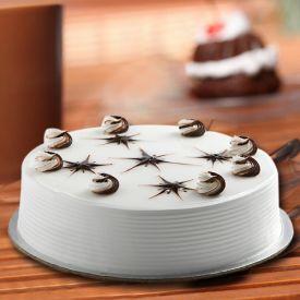 Vanilla Cake- 5 star