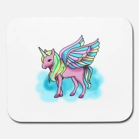 Magical Unicorn Mouse Pad
