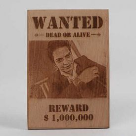 Funny Wooden Plaque