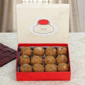 Sweet Besan Laddu