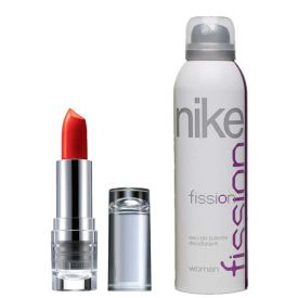 Fission Nike Deo with Lipstic