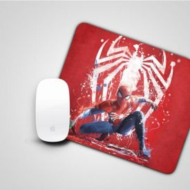 Action Hero Spiderman kids Mouse Pad