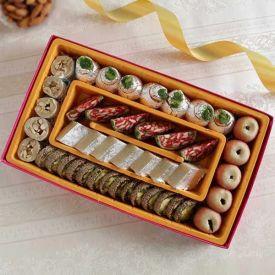Box of Mixed Sweets