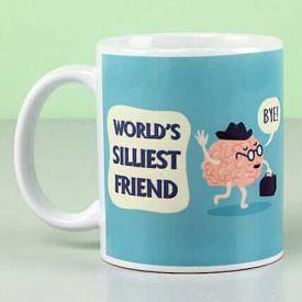Friend Funky Mug