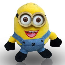 Cute Minion Soft Toy