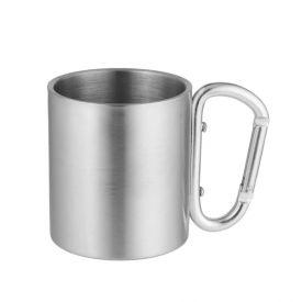 Steel Camping Mug