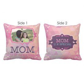 Double Side Mom U R Special Cushion