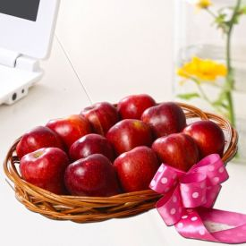 Basket of Apple