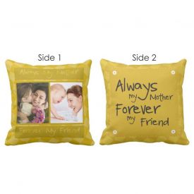 Double Side Cushion for Mom