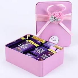 Unique Chocolate Box