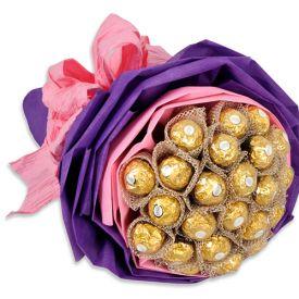 Bouquet Of Ferrero Rocher