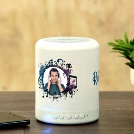 Personalized Touch Lamp Speaker