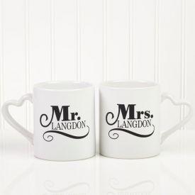 Husband Wife Mug