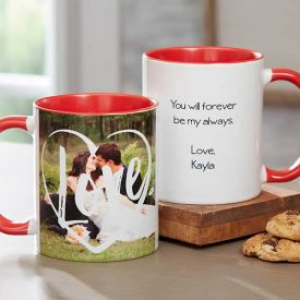 Valentines Day Mug Printing