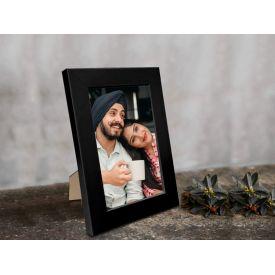 Be my valentine photo frame