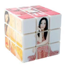 Personalized Puzzels Cube