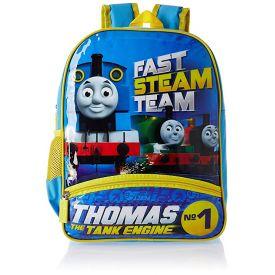 Thomas blue & yellow bag