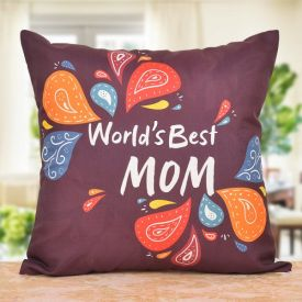 Personalized Cushion for Mom