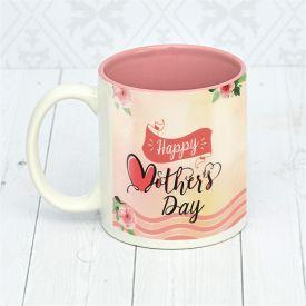 Personalised Relation Mug- Mom in White