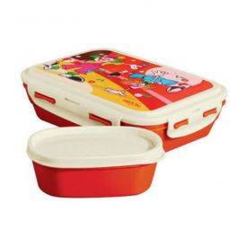 Adorable Pink lunch box