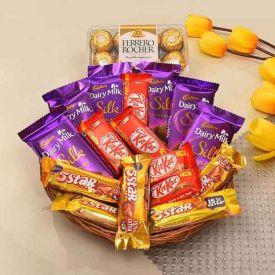 Twinkle Choco Bouquet
