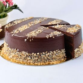 Teachers Day chocolate Truffle cake