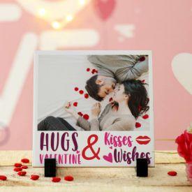 Cute Kiss Day Tiles