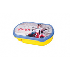 Lunch Box with your photo and name