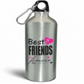 Sipper 600 ml Water Bottle (Friend Forever)